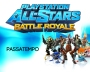 Passatempo All-stars battle