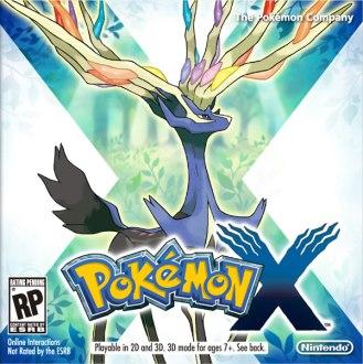Pokémon X & Pokémon Y E3 2013