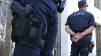 14042011 FORCAS POLICIAIS NO TRIBUNAL DE SOURE EM VIRTUDE DE EST