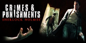 Sherlock Holmes Crimes & Punishment logo