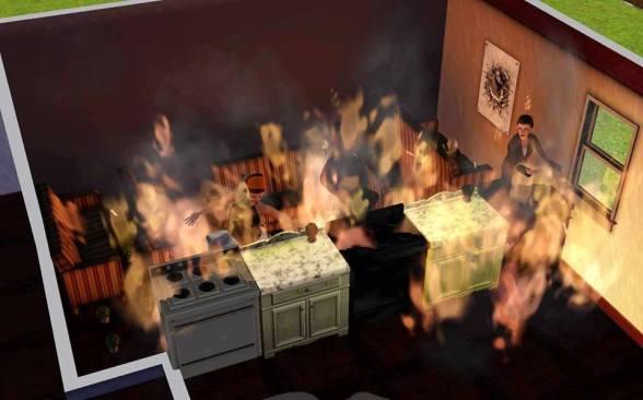 Sims 4 death