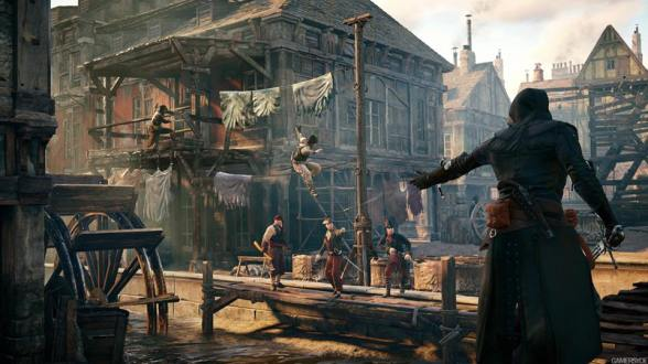 Assassins Creed Unity 01