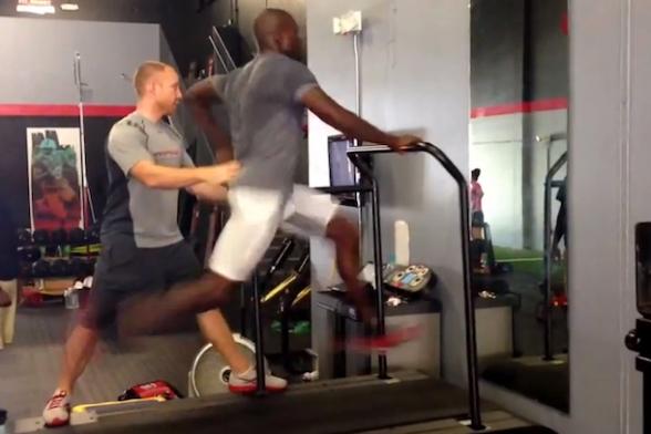 running-really-fast-on-a-treadmill